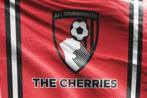The Cherries: AFC Bournemouth Flag