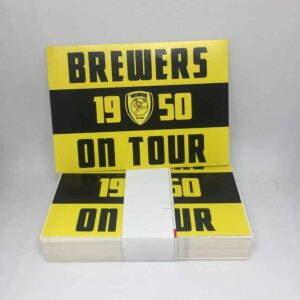 Brewers on Tour: Burton Albion FC Stickers