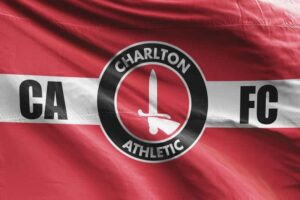 CAFC: Charlton Athletic FC Flag