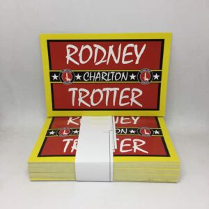 Rodney Trotter: Charlton Athletic FC Stickers