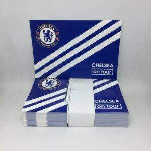 Chelsea on Tour: Chelsea FC Stickers