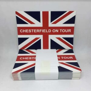 Chesterfield FC On Tour Stickers