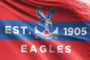 Eagles EST. 1905: Crystal Palace FC Flag
