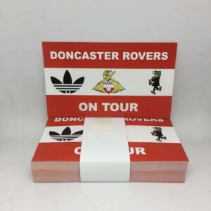Doncaster on Tour: Doncaster Rovers FC Stickers