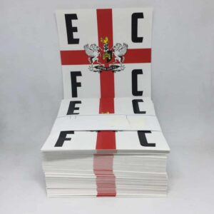 ECFC: Exeter City FC Stickers