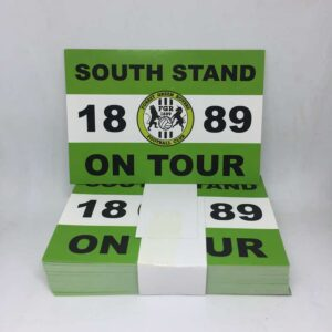 South Stand On Tour: Forest Green Rovers FC Stickers