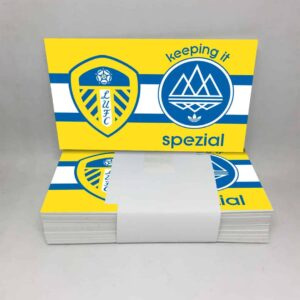 Keeping It Spezial: Leeds United FC Stickers