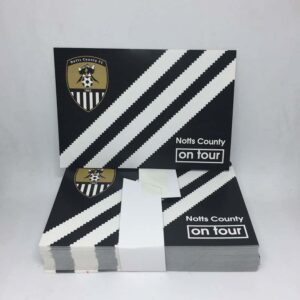 Notts County FC On Tour Stickers