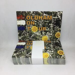 Oldham On Tour Stone Roses Lemons: Oldham Athletic AFC Stickers