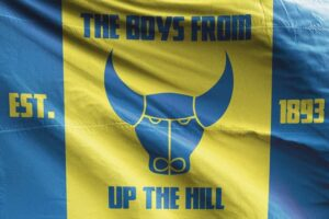 The Boys from up the Hill: Oxford United FC Flag