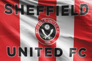 Sheffield United FC Flag