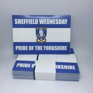 Pride of the Yorkshire: Sheffield Wednesday FC Stickers