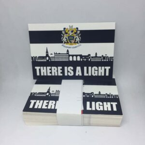 There Is a Light: Stockport County FC Stickers