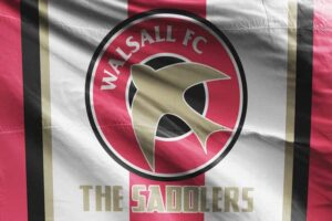 The Saddlers: Walsall FC Flag