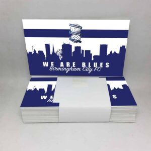 We Are Blues: Birmingham City FC Stickers