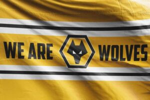 We Are Wolves: Wolverhampton FC Flag