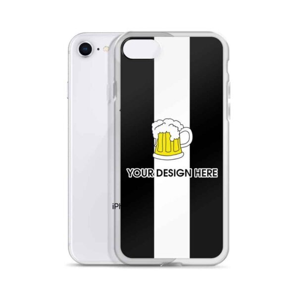 Personalised Soccer Case for iPhone 7/8