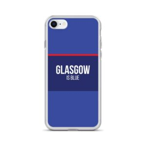 Rangers Retro iPhone 7/8 Case 1998 Glasgow is Blue